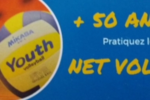 Net volley +50ans